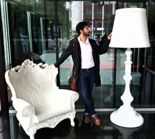 Luís de Oliveira | Fashion Blogger