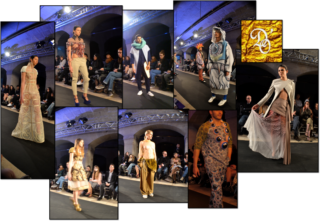 Designs of the Younger Fashion Designers at Porto Fashion Show 2015