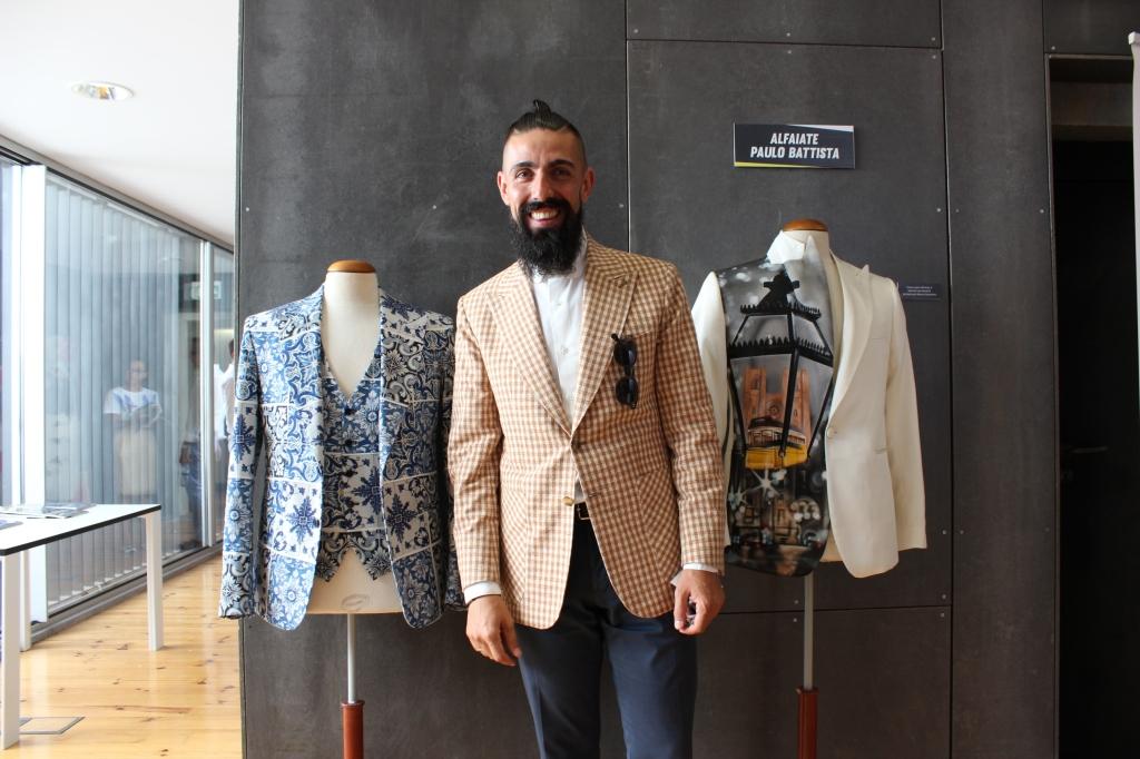 Alfaiate Paulo Batista for D'Oliveira Fashion Blog Photo | Sónia Saraiva
