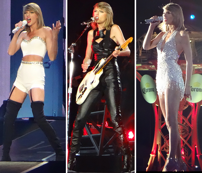 Taylor Swift Styles at Rock in Rio USA