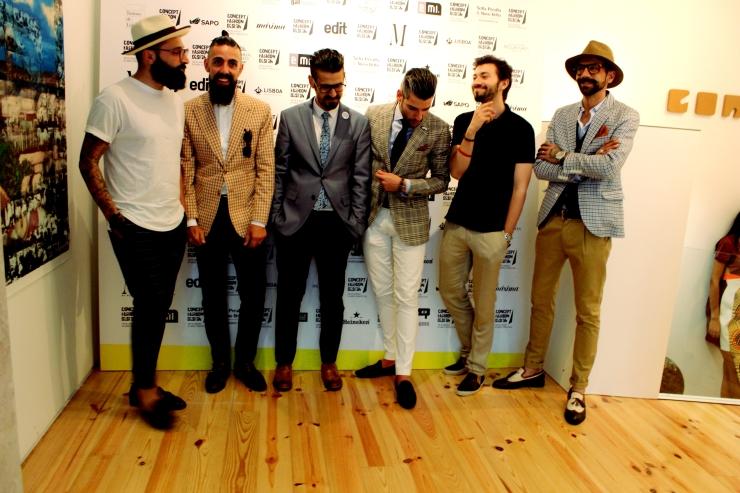 D'Oliveira Fashion Blog & POrtuguese Dandys at Fashion Concept Design Photo | Sónia Saraiva Edition | Luís de Oliveira