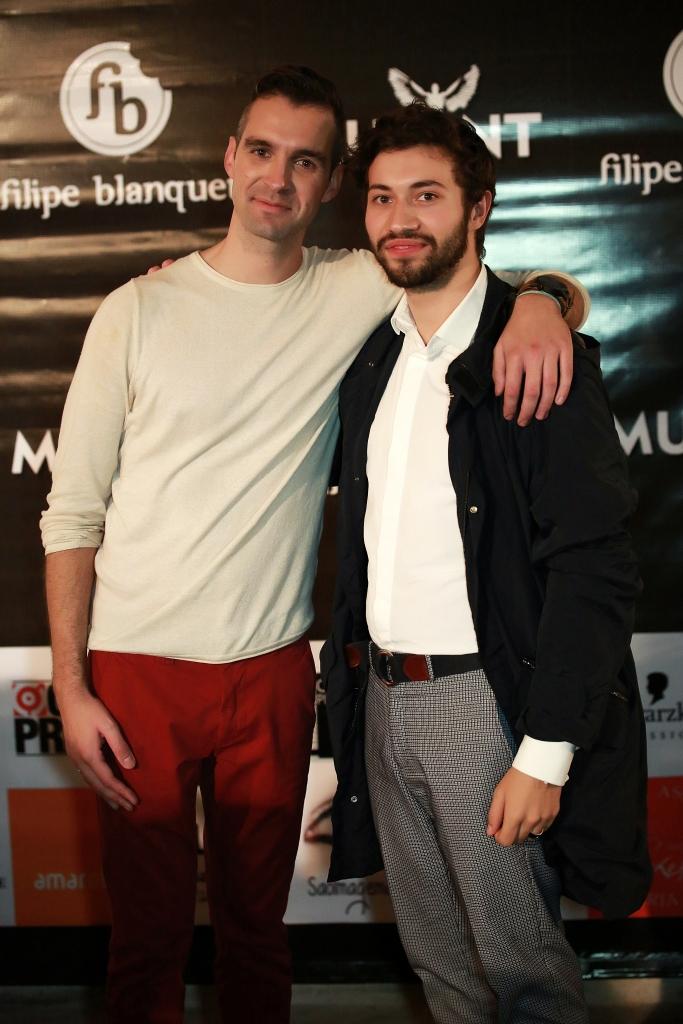 Filipe Blanquet & Luís de Oliveira