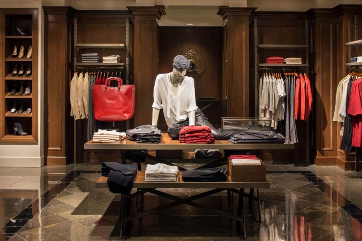 Massimo Dutti Store