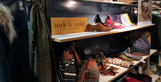 indi & cold | SAN SEBASTIAN | Fall / Winter 2016