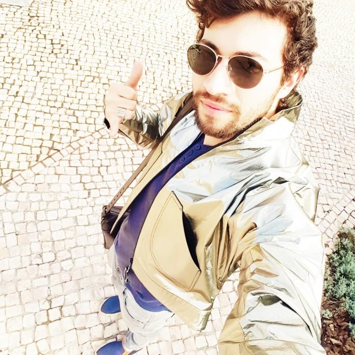 Bomber Jacket | Isidro Paiva | SS16