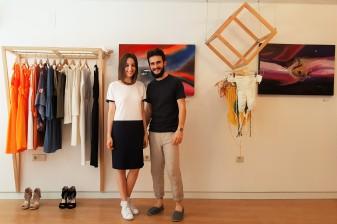 Sara Costa & Eduardo Antunes | Gazelle Galerie Store Owners