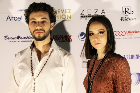 Me with Sara Costa from Gazelle Galerie Store