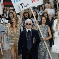 An Endless Goodbye to the Leader of Fashion | Karl Lagerfeld
