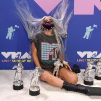 In Love with Lady Gaga's mask-tivism