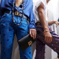#DGLIGHTTHERAPY: Dolce & Gabbana SS22 Menswear Collection